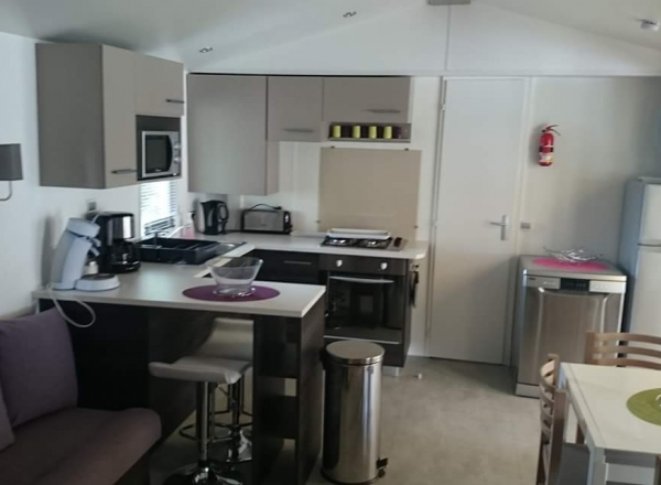 LOCATION MOBIL HOME AVENTURA 40 M²